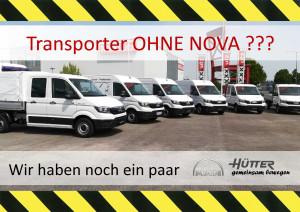 Transporter ohne NOVA